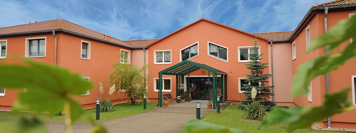 AWO Wohnstätte für Menschen mit Behinderungen, Werdau