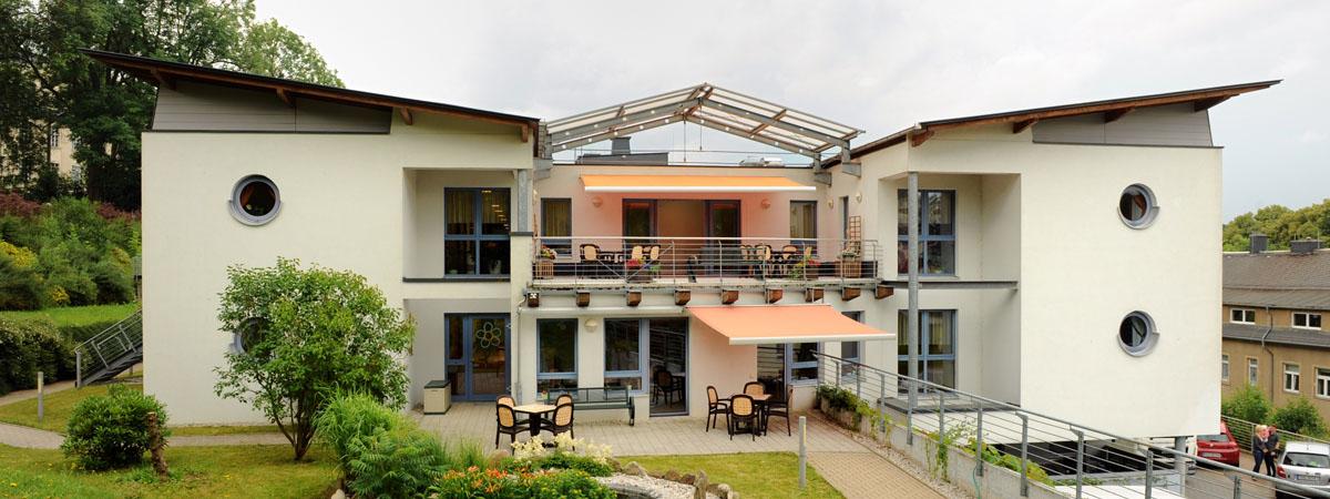 AWO Betreutes Wohnen in Burkhardtsdorf