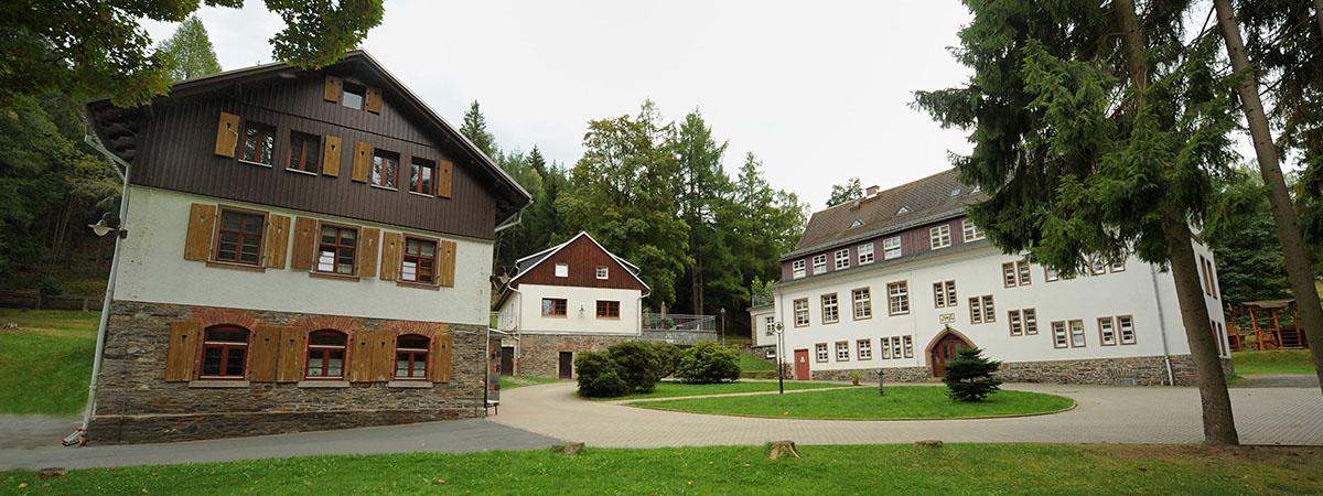 """AWO Kinder- und Jugendwohnen """"Tannenmühle"""" Erlbach"""